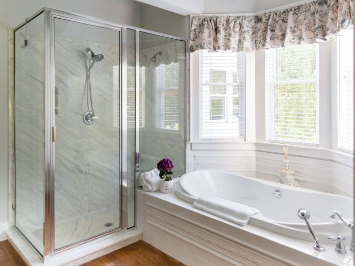 Ava House | Dahlonega, GA | Farmhouse Room - Bathroom