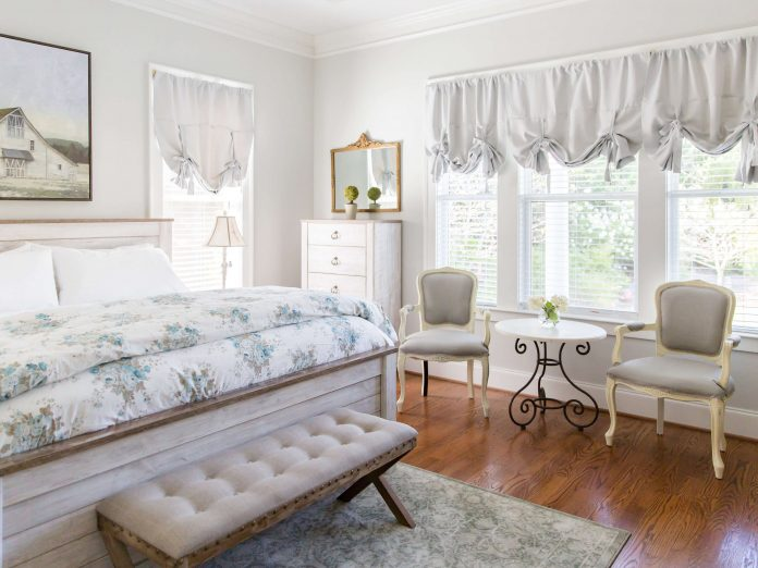 Ava House | Dahlonega, GA | Farmhouse Room - Sitting Area