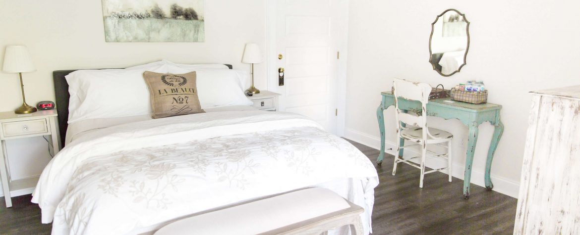 Ava House | Dahlonega, GA | Jazmin Room - Wide view of bedroom